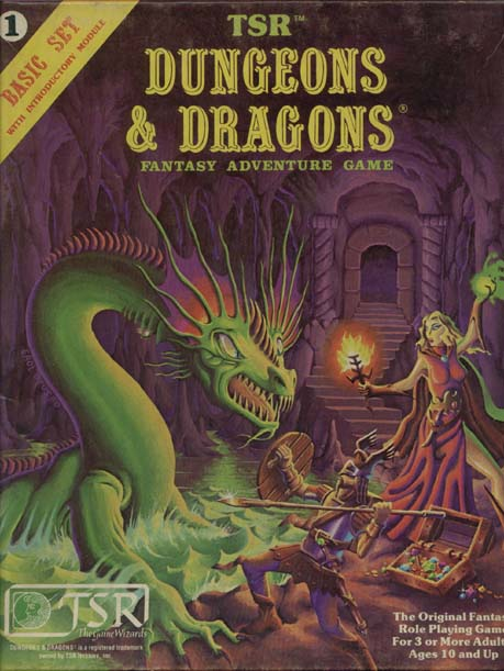 All fantasy art dungeons and dragons